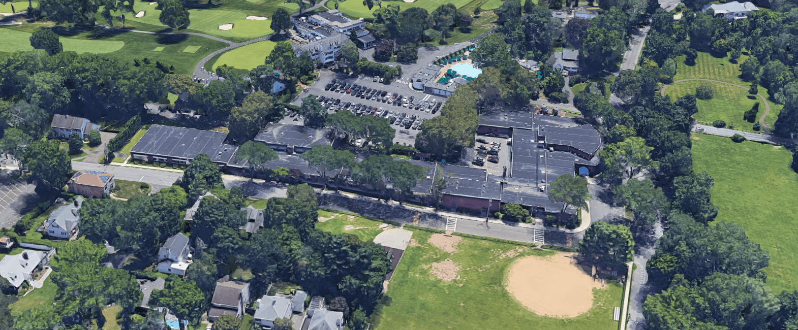 William E Cottle Elementary School in the Tuckahoe Union Free School District in Eastchester, New York